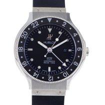 Hublot MDM Geneve Greenwich Mean Time Unisex Quartz Watch...