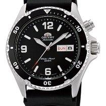 Orient Mako Rubber Black FEM65004BW