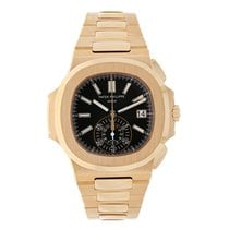 Patek Philippe Nautilus Chronogaph Rose Gold Watch