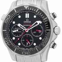 Omega - Seamaster Diver 300M Chronograph : 212.30.44.50.01.001