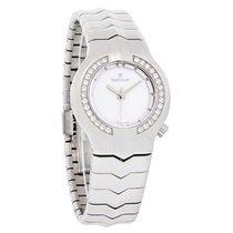 TAG Heuer Alter Ego Diamond Ladies MOP Dial Swiss Quartz Watch...