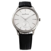 Jaeger-LeCoultre NEW Master Ultra Thin Silver Dial Q1278420