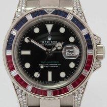Rolex Gmt Ref. 116759 Saru
