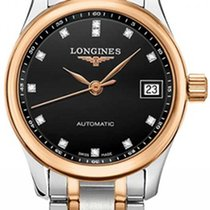 Longines Master Automatic 25.5mm L2.128.5.59.7
