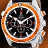 Omega Planet Ocean Chronograph Strapwatch