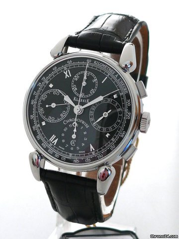 Chronoswiss KLASSIK Chronograph CH7403 - NEUWARE / UVP 4.700,00 &amp;euro;
