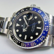Rolex GMT-MASTER II BLNR LC100