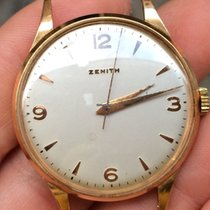 Zenith Vintage 34 mm Oro Gold cal 126/5