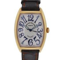 Franck Muller Sunset 2852 SC 18k Rose Gold Watch