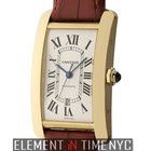 Cartier Tank Collection Tank Americaine XL 18k Yellow Gold...