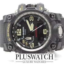 Casio GWG-1000-1AER MUDMASTER NUOVO NEW 59,5mm