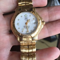 TAG Heuer 6000 18K solid gold