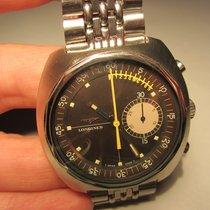 Longines Cronograph Nonius 30CH vintage 1969