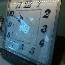 Eterna vintage JUMBO 1920 8 days table desk clock GORGEOUS...
