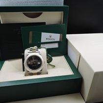 Rolex DATEJUST 2 116333 2-Tone with Grey/Green Roman Full Set