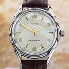 Benrus 1950s Swiss Made Manual Wind Dress Watch Xj69