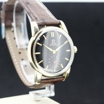 Omega Seamaster Black Dial cal.491 anno 1958