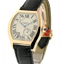 Cartier W1545851 Tortue XL - 8 Day Power Reserve - Rose Gold...