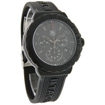 TAG Heuer Formula 1 Mens Black Swiss Chrongraph Watch CAU1114....