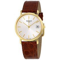 Tissot Classic Desire Silver Dial Mens Watch T52.5.411.31