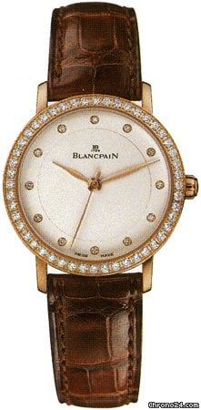 Blancpain Ultra Slim Ladies Automatic - 29mm