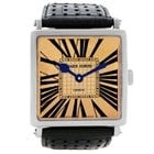 Roger Dubuis Golden Square 18k White Gold Watch 05/28