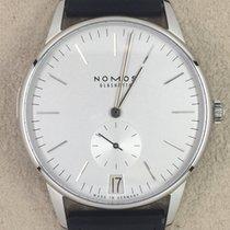 Nomos Orion 38 Datum weiß Ref. 381