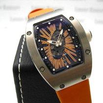 Richard Mille [NEW] RM 007 Titanium Orange with Skeleton Dial...