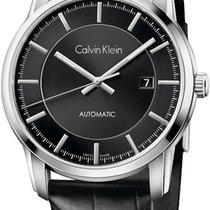 ck Calvin Klein Infinite Automatic K5S341C1 Herren Automatikuh...