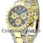 Rolex Used Daytona 2 Tone with Black Paul Newman Dial 116523