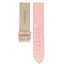 Versace -light Pink Alligator Strap