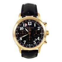 Schwarz Etienne GMT Chronograph Gold 18Kt Limited Edition