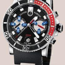 Ulysse Nardin Marine Diver · Chronograph 8003-102-3/92