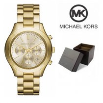 Michael Kors Slim Runway Ladies Chronograph