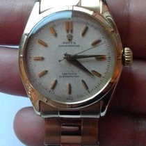 Rolex bubble back Oyster Perpetual