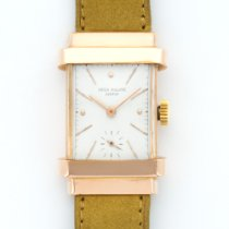 Patek Philippe Vintage Rose Gold Top Hat Ref. 1450