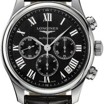Longines Master Automatic Chronograph 44mm L2.693.4.51.7
