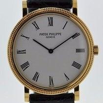 Patek Philippe 120J - CALATRAVA BOX & PAPERS - 2 YR...