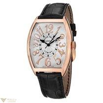 Franck Muller Cintrée Curvex Classic Rose Gold Men's Watch