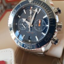 Omega Planet Ocean Master Chronometer Chronograph 600m