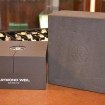 Raymond Weil Wooden Box & Outer Box. 1818cm.