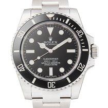Rolex Submariner No Date  Steel Ceramic Bezel 40mm 114060