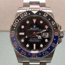 """ロレックス (Rolex) GMT MASTER  II  BLUE BLACK """"BATMAN"""""""