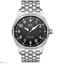IWC Pilot's Mark XVIII Automatic Stainless Steel Men's...