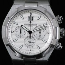 Vacheron Constantin Overseas Chronograph Steel Full Set Never...