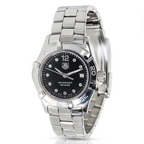 TAG Heuer Aquaracer WAF141C Ladies Watch in Diamond &...