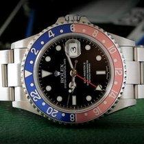Rolex – GMT MASTER II – For men – 2002