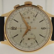 Zenith Chronograph Yellow Gold Case