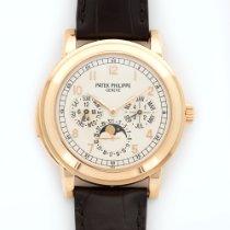 Patek Philippe Rose Gold Perpetual Calendar Minute Repeater...