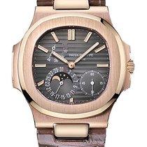 Patek Philippe 5712R-001 Nautilus18K Rose Gold case Men's ...